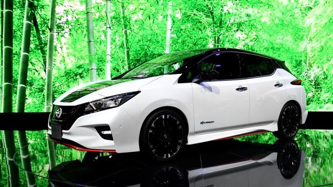 日本2018年度新車銷量出爐,連續3年出現增長 (圖:AFP)