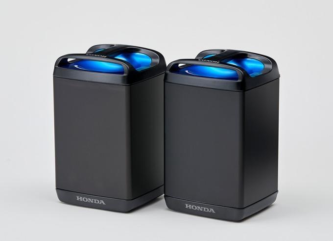 本田PCX ELECTRIC所使用的電池 (圖:翻攝自本田官網)