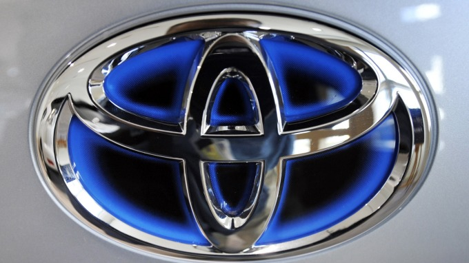 日經報導:豐田將開放油電車專利使用權 (圖:AFP)