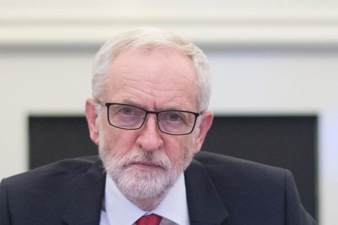 英國工黨領袖 Jeremy Corbyn (圖: AFP)