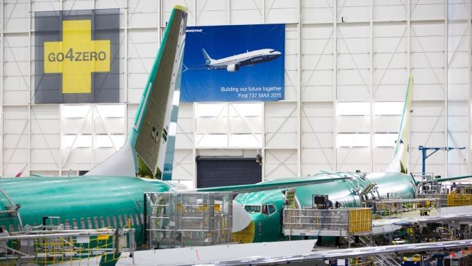 修復軟體爭取復飛最重要 波音宣布減產737 Max機型。(圖:AFP)