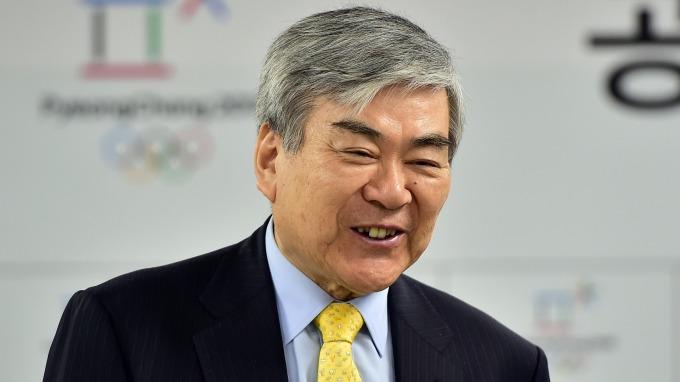 趙亮鎬。(圖:AFP)