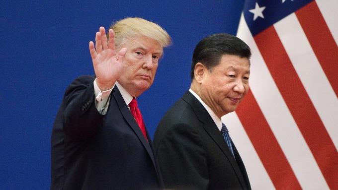 受美中貿易戰影響,6成美國跨國公司,將重新調整供應鏈業務。(圖:AFP)