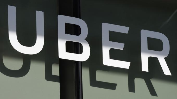 傳優步Uber將藉IPO出售價值100億美元股票 規劃5月初掛牌。(圖:AFP)