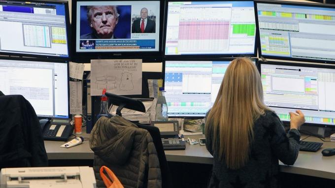 圖:AFP  泛歐指數週三小幅收高