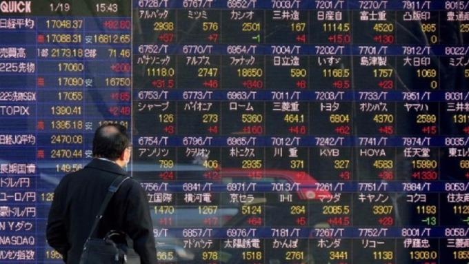 亞股今年以來上漲約12%。(圖:AFP)