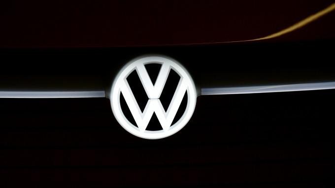福斯汽車。(圖:AFP)
