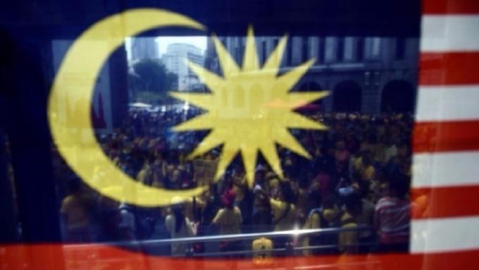 馬來西亞股市今年以來反向下跌3.5%。(圖:AFP)