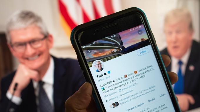 蘋果終有望解決iPhone 5G難題(圖:AFP)