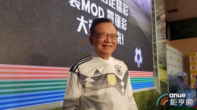 中華電董事長鄭優。(鉅亨網資料照)