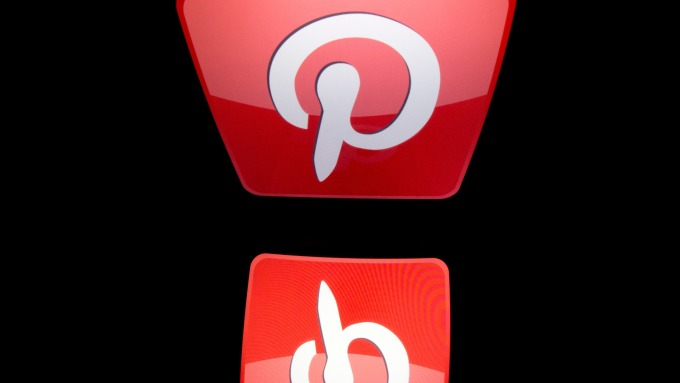 Pinterest訂19美元為IPO價格 估值達100億美元。(圖:AFP)