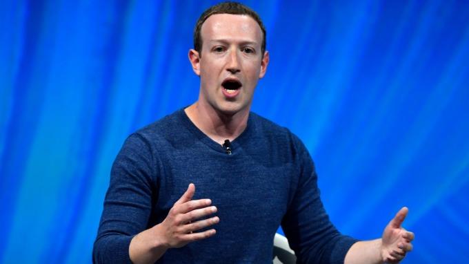 傳FTC讓馬克祖克柏對隱私問題負責(圖:AFP)