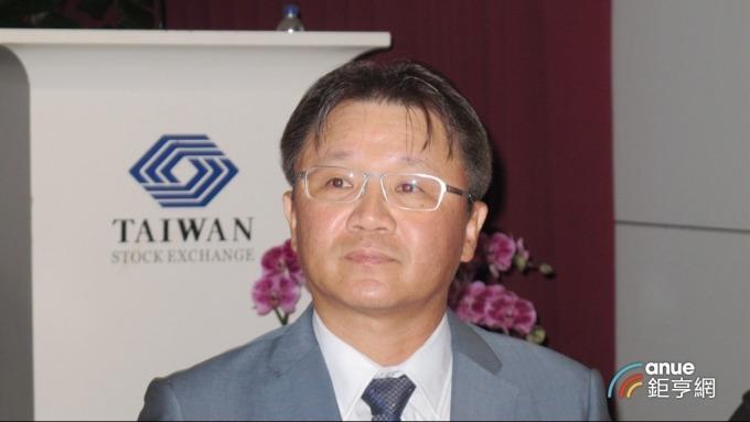 上福執行副總經理黃懷德。(鉅亨網記者張欽發攝)