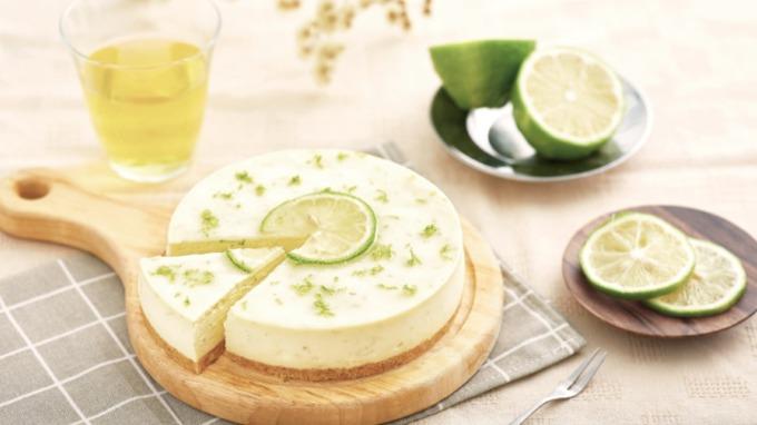 喜憨兒基金會檬娜麗莎檸檬乳酪蛋糕(圖:Yahoo奇摩購物中心提供)