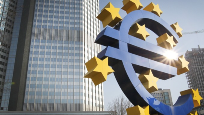 去年第四季歐元區 GDP 成長僅1.2%。(圖:AFP)