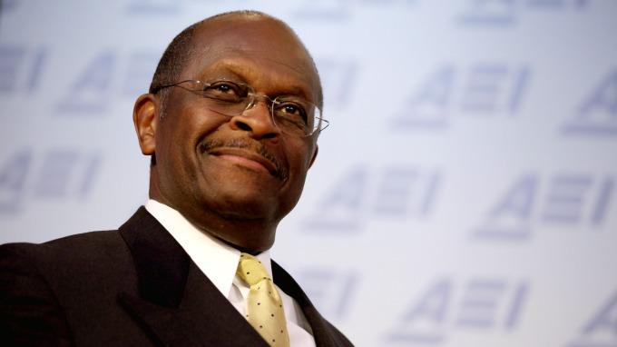 Herman Cain(圖:AFP/Getty Image)