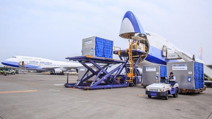 華航榮獲國際航空運輸協會醫藥品冷鏈運輸國際認證。(圖:華航提供)