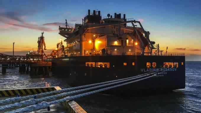 埃克森美孚與中國簽約 為其LNG找到長期金主。(圖:AFP)