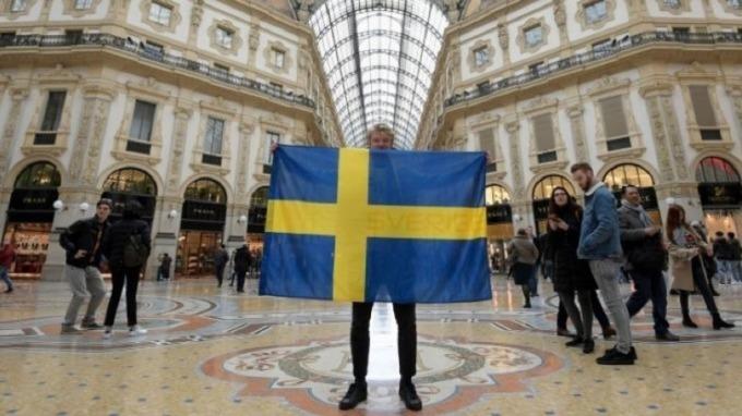瑞典央行今年想終結負利率,恐怕難上加難。(圖:AFP)