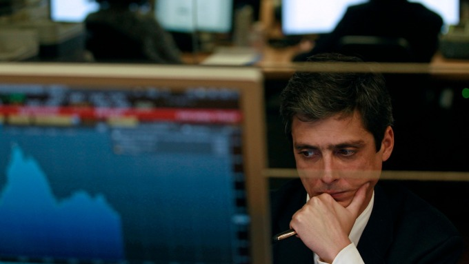 美股正創下新高 但市場似乎缺乏狂喜之情。(圖:AFP)