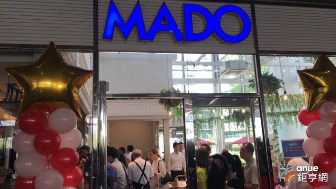東元餐飲引進知名土耳其品牌「MADO」。(鉅亨網記者王莞甯攝)