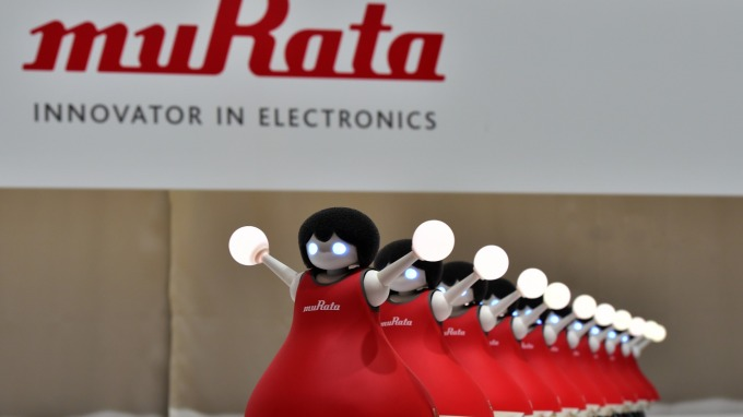 村田製作所:車用電子需求旺盛,帶動營業利益率上揚 (圖:AFP)