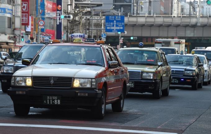 在東京停車常常是個大難題 (圖片:AFP)