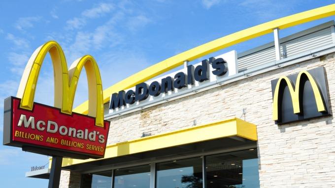 跟上時代潮流 麥當勞在德國推出無肉漢堡。(圖片:AFP)