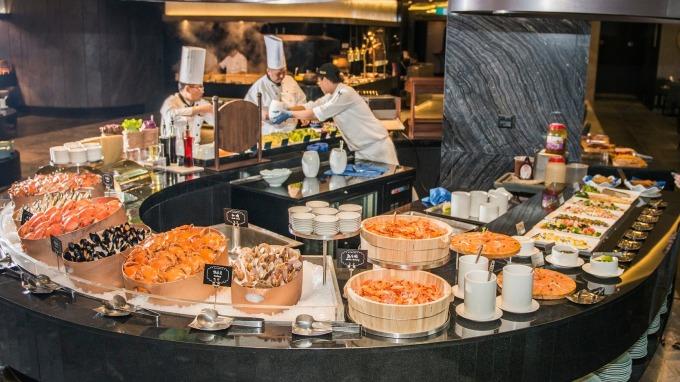 漢來海港餐廳。(圖:漢來美食提供)