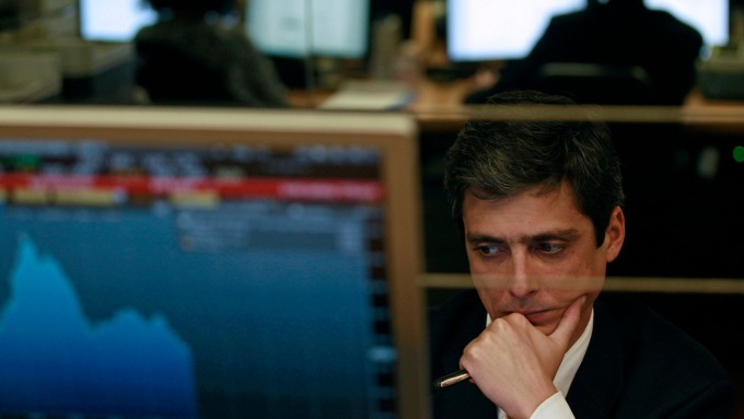 摩根士丹利:關稅若再升級 美國經濟勢將陷入衰退。(圖:AFP)