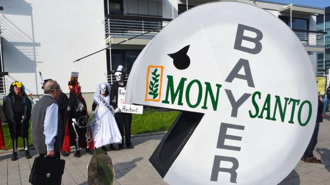 年年春致癌訴訟,拜耳再度敗訴 (圖片:AFP)