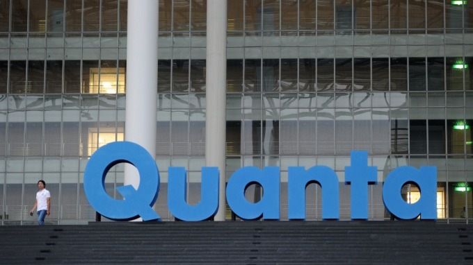 Quanta computer's 1Q19 net income was NTD3.124bn with EPS of NTD0.81.