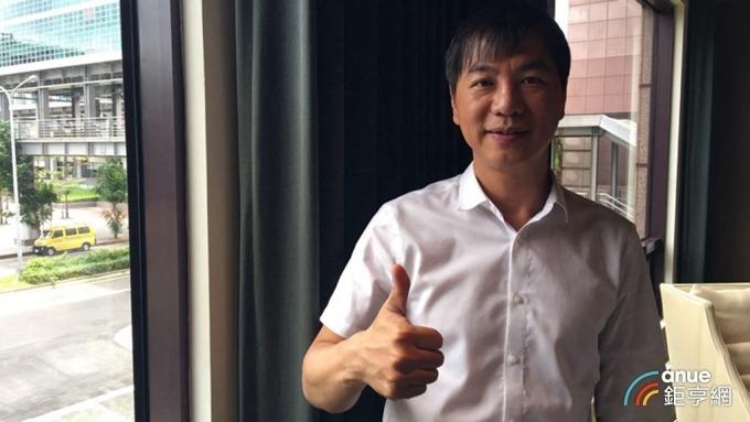 大略董事長梁競偉。(鉅亨網資料照)