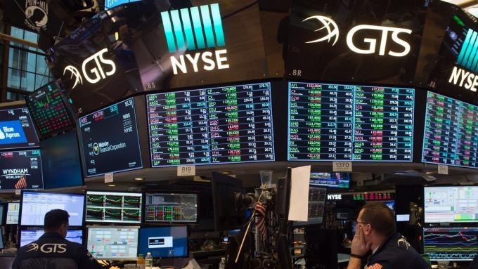 (圖片:AFP) 美國指數期貨盤前溫和走低