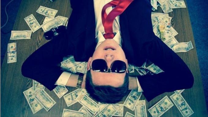 Erik Finman 是世界上最年輕的比特幣億萬富翁之一。(圖片:翻攝 erikfinman IG)