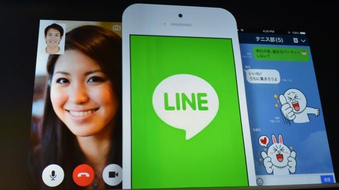 LINE、支付寶、微信支付等大咖,將整合QR Code規格 (圖片:AFP)