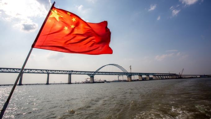 新興市場的資金外流主要以中國股市為首(圖片:AFP)
