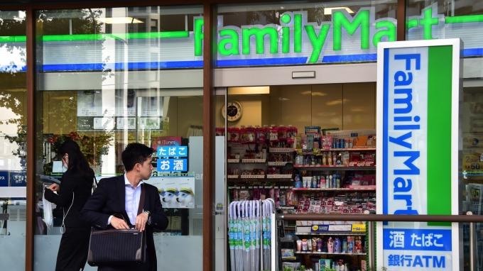 日本全家母公司對頂新提起訴訟。(圖片:AFP)