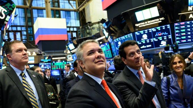 (圖片:AFP) 美國指數期貨週四盤前 反彈上揚