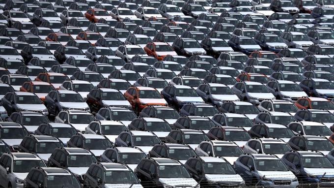 萊特海澤表示,不會要求日本在汽車出口數量進行限制 (圖片:AFP)