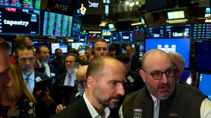 (圖片:AFP) 美國指數期貨盤前下跌