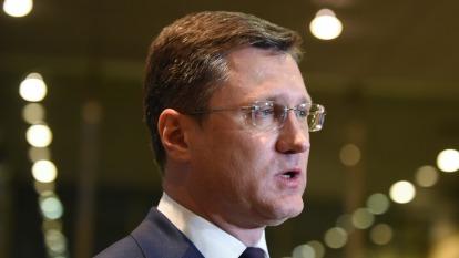 俄能源部長:貿易戰和伊朗緊張情勢讓油市「非常不穩定」