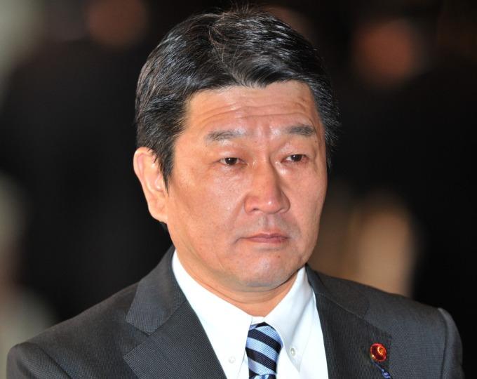 日本經濟財政大臣茂木敏充(圖片:AFP)