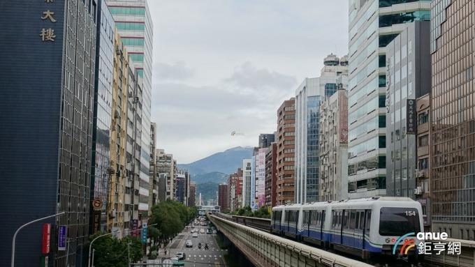 捷運交會站南京復興站週邊房價今年首季與近5年平均單價上漲4.9%。(鉅亨網記者張欽發攝)