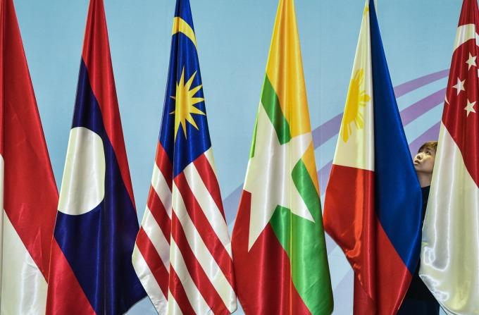 近 7 成日企表示,有意在東協 ASEAN 各國進行增產。(圖片:AFP)