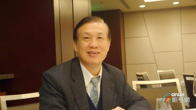 鄉林集團董事長賴正鎰。(鉅亨網記者張欽發攝)