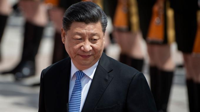 大陸國家主席習近平。(圖片:AFP)