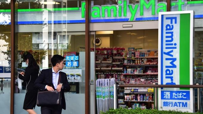 日本全家與頂新瀕臨破局 (圖片:AFP)