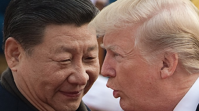 美中貿易爭端加劇,恐使油價下跌。(圖片:AFP)