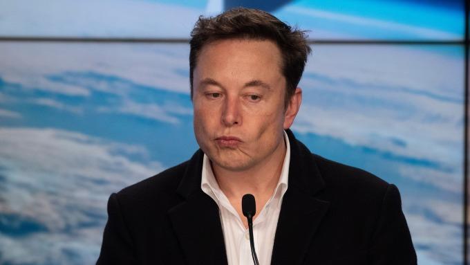 特斯拉CEO馬斯克。(圖片:AFP)